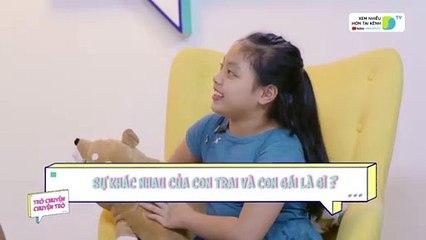 Khám phá sự khác giữa con trai và con gái - Trò Chuyện, Chuyện Trò Tập 5 - DreamsTV - 2017