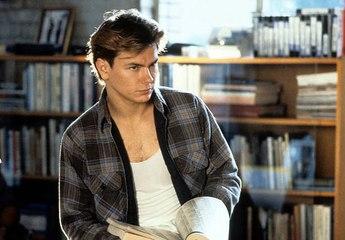River Phoenix, el actor hermano de Joaquin Phoenix quien murió en sus brazos