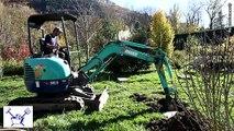 Charlet Pierre-Jacques à Millau, aménagement, entretien de jardins, parcs.
