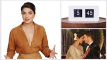 Everything Priyanka Chopra Does in a Day