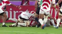 All the tries from Pool A at Rugby World Cup 2019