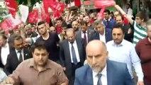 Bağımsız Türkiye Partisi Genel Başkanı Haydar Baş ve aralarında avukatlarının da bulunduğu 14 sanığın yargılandığı davada mahkeme kararını açıkladı. Mahkeme heyeti tutuksuz sanık Haydar Baş'ın 'nitelikli yağmaya azmettirme' suçundan beraat