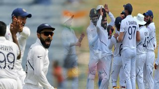 India Thrashes South Africa By Innings  and 137 runs a Preview