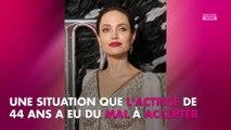 "Angelina Jolie ""perdue"" depuis sa rupture avec Brad Pitt : ses confidences touchantes"