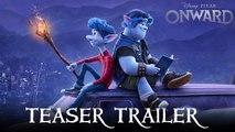 Onward  - Disney & Pixar's - Official Trailer