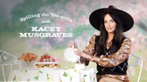 Kacey Musgraves Spills the Tea-(quila)
