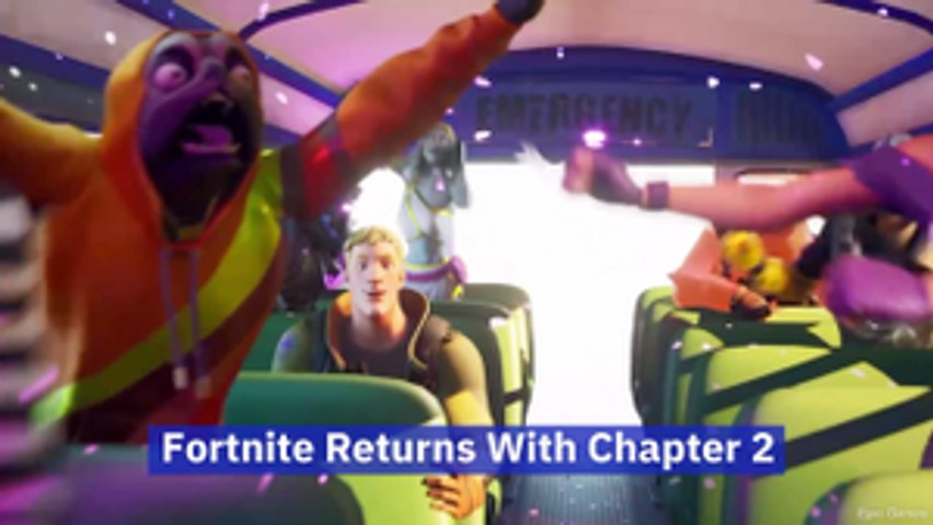 Fortnite Makes Big Changes In Chapter 2