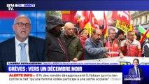 Grèves: vers un décembre noir - 16/10