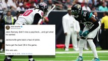 Stephon Gilmore vs. Jalen Ramsey: Who Is The Best Corner In The NFL