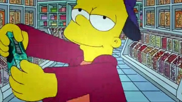 The Simpsons Season 27 Episode 14 Gal of Constant Sorrow