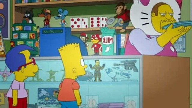 The Simpsons Season 27 Episode 17 The Burns Cage