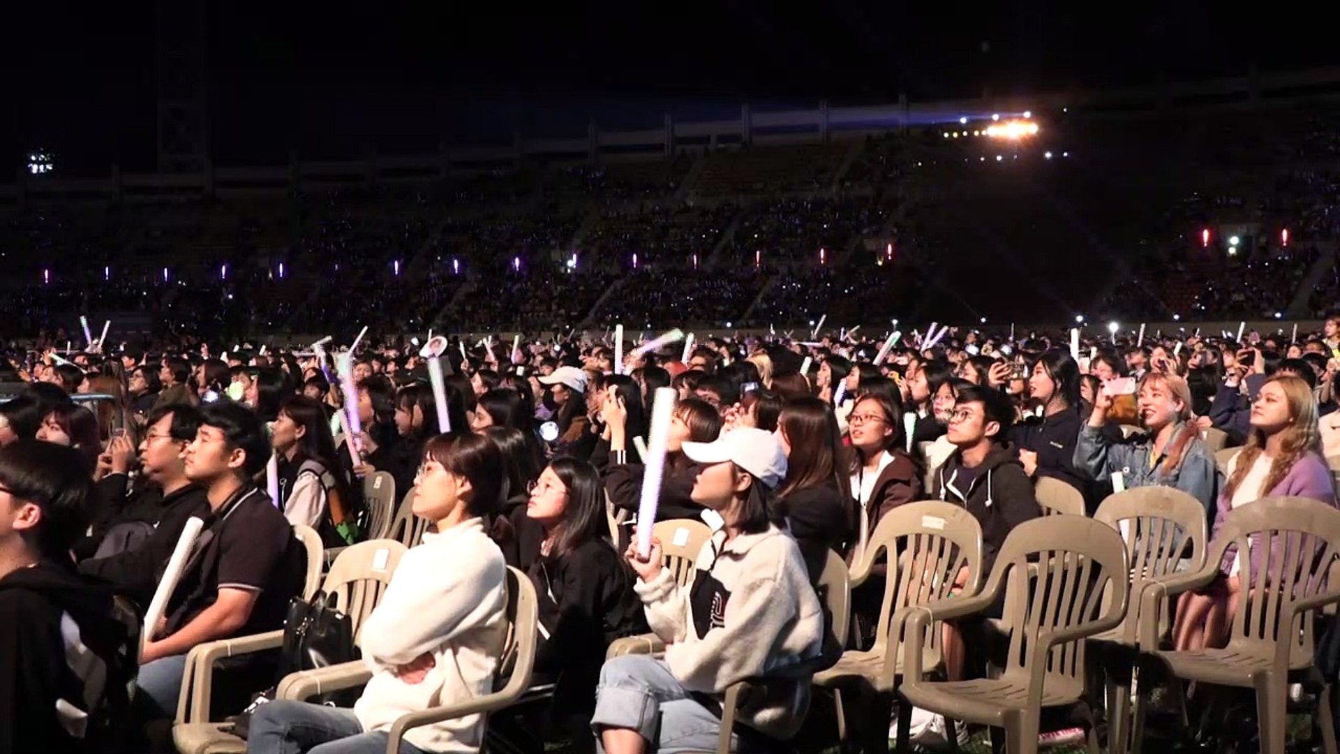 Performers gather for K-pop festival in South Korea