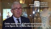 Marie-Antoinette, icône mondiale exposée à la Conciergerie