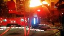 Ümraniye Dudullu' da bir cila atölyesinde yangın çıktı. Olay yerine çok sayıda itfaiye ekibi sevk edildi.