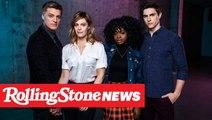 See 'Jagged Little Pill' Musical Cast Adapt Alanis Morissette's 'Head Over Feet'   RS News 10/16/19