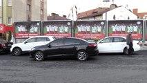 Milli futbolcuların gol sevinci billboardlarda