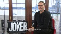 Joker - Souvenirs de tournage cinéma par Joaquin Phoenix et Todd Phillips