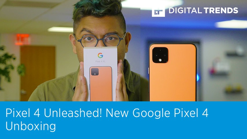 New Google Pixel 4 Unboxing | Our First Take