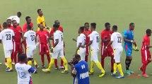 Football | Ligue 2 : Le résumé du match ofc Adiaké - fc mouna