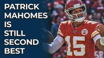 Patrick Mahomes is still the second-best MVP | Stacking the Box