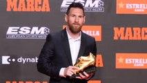 Barça - Messi remporte son 6e Soulier d'Or
