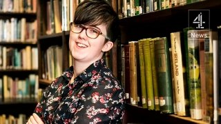 New IRA say sorry for death of Lyra McKee