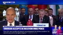 Offensive turque: Mike Pence doit rencontrer Recep Tayyip Erdogan à Ankara pour négocier un cessez-le-feu