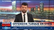 Euronews Soir : l'actualité du mercredi 16 octobre 2019