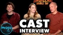 """""""Zombieland: Double Tap"""" Cast Interview"""