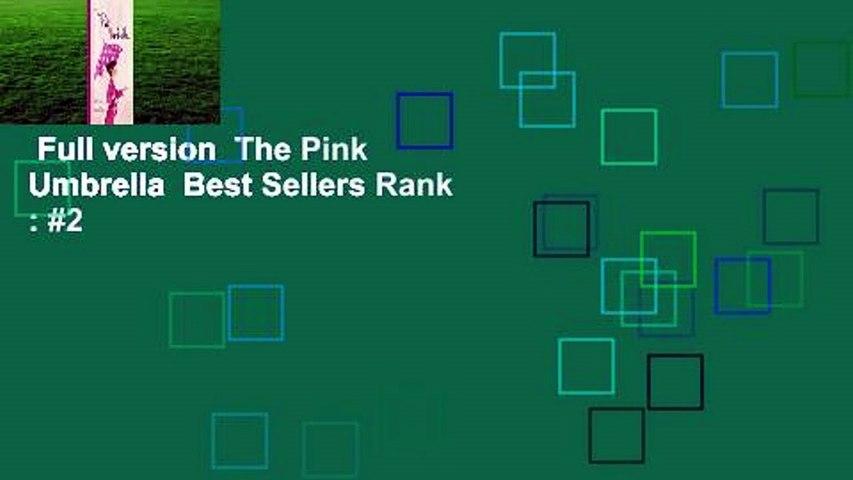 Full version  The Pink Umbrella  Best Sellers Rank : #2