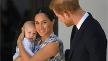 Meghan Markle Confirms Prince Archie A Redhead