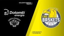 Dolomiti Energia Trento - EWE Baskets Oldenburg Highlights | 7DAYS EuroCup, RS Round 3