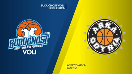 7Days EuroCup Highlights Regular Season, Round 3: Buducnost 59-62 Arka