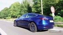 Test d'autonomie - BMW i3, Kia e-Niro, Nissan Leaf, Renault Zoé, Tesla Model 3 : peut-on partir en week-end en voiture électrique ?