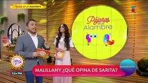 Malillany Marín opina sobre la polémica en torno a José José