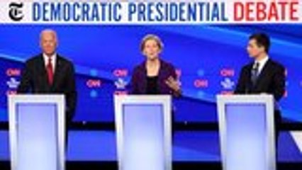 Democratic Presidential Debate Ended With Ellen DeGeneres Question, Sparks Backlash | THR News