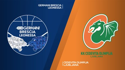 7Days EuroCup Highlights Regular Season, Round 3: Brescia 78-71 Olimpija