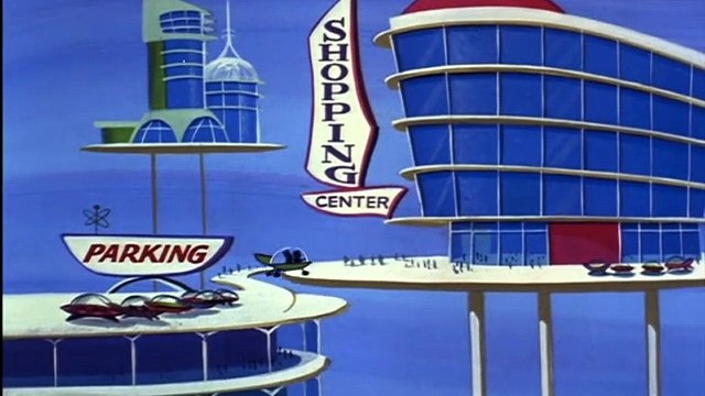 "The Jetsons season 1 chapter 21 ""Tv or not Tv"""