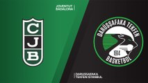 Joventut Badalona - Darussafaka Tekfen Istanbul Highlights | 7DAYS EuroCup, RS Round 3