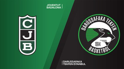 7Days EuroCup Highlights Regular Season, Round 3: Joventut 85-82 Darussafaka