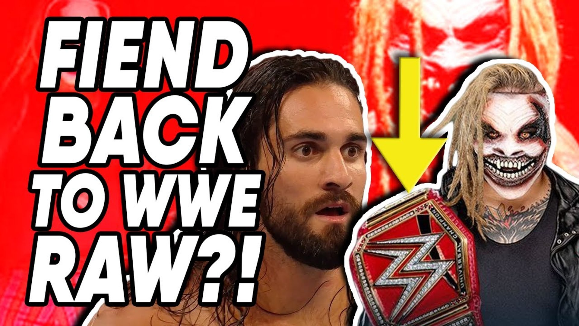 Seth Rollins ИЗТЕГЛЕН от WWE Crown Jewel Match!