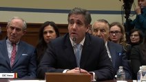 Michael Cohen Tweets From Prison: Make Sure Cards You Send Me Are 'Only In White Envelopes'