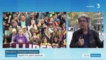 Espagne : les indépendantistes catalans rassemblés à Barcelone