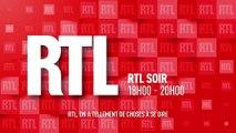 L'invité de RTL Soir du 18 octobre 2019