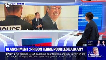 Blanchiment: prison ferme pour les Balkany (3/4) - 18/10