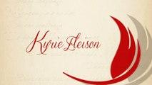 Coro Edipaul - Kyrie Eleison - (Lyric Video)