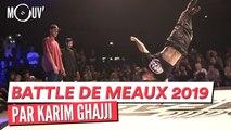 Battle de Meaux 2019 raconté par Karim Ghajji