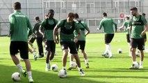"""Levan Shengelia: """"Kazanmak istiyoruz"""""""
