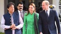 Le prince William et Kate Middleton: leur avion pris en pleine tempête!
