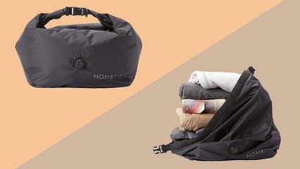 Frequent Fliers Swear This $30 Vacuum Bag Is the Secret to Saving Space in Your Suitcase